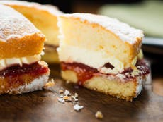 Duchess of Cornwall shares her bespoke recipe for a Victoria Sponge  – with a twist
