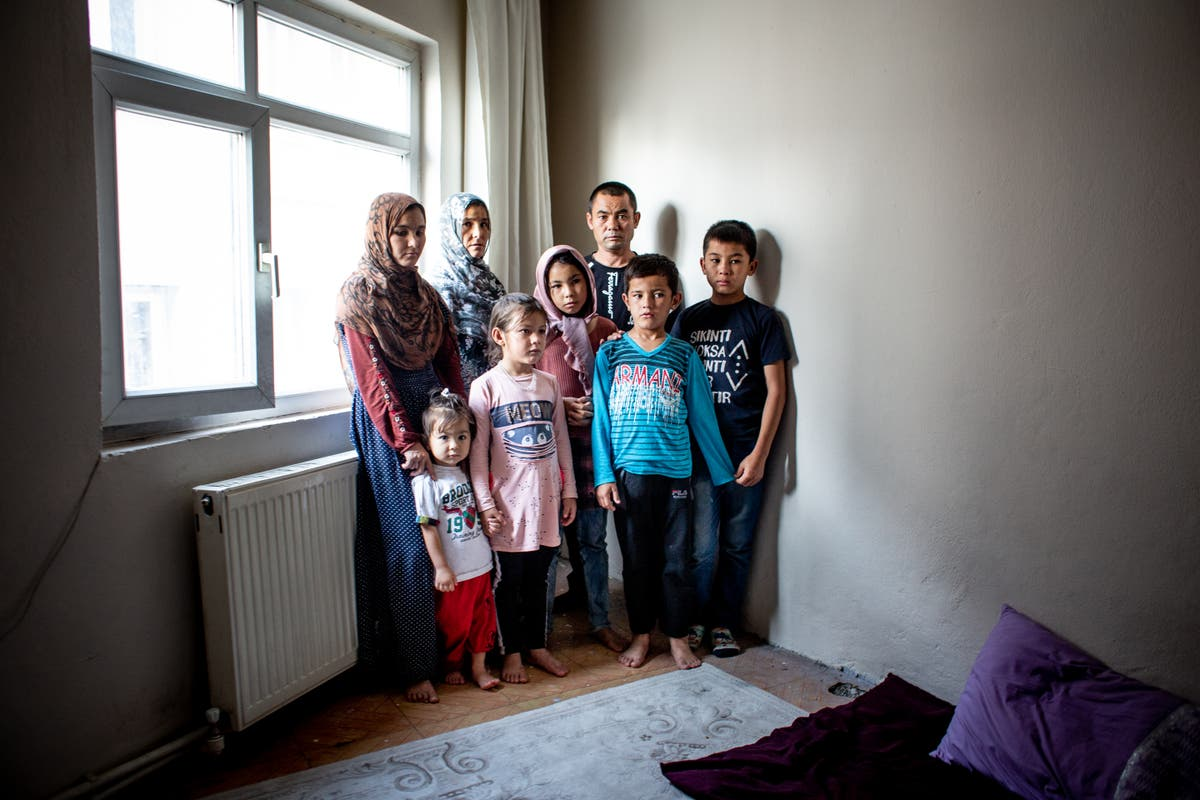 A la frontière de la Turquie, guerre et géopolitique conspirent contre les réfugiés afghans