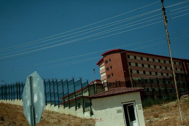 he Van Deportation Centre