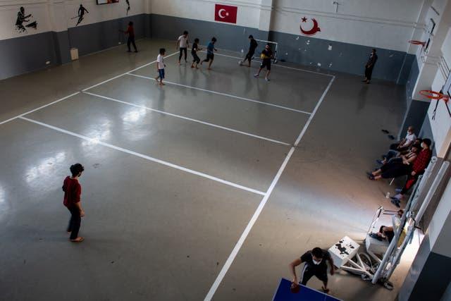 The Van Deportation Centre