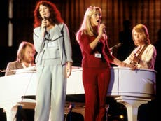 ABBA shares clip of another new song 'Just A Notion' – listen now