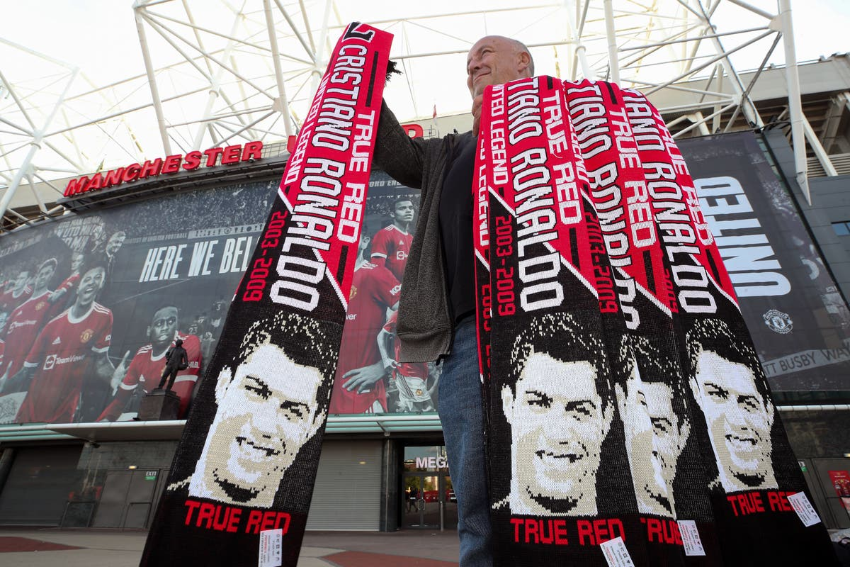 Cristiano Ronaldo's shirt number revealed ahead of Manchester United debut