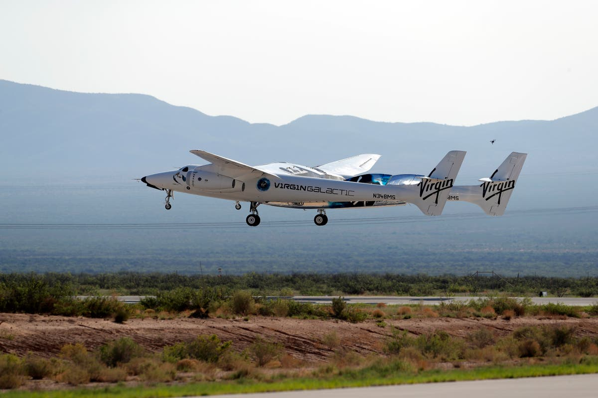 Next Virgin Galactic launch set as FAA probes Branson flight