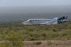 Richard Branson's Virgin Galactic spaceship grounded by FAA