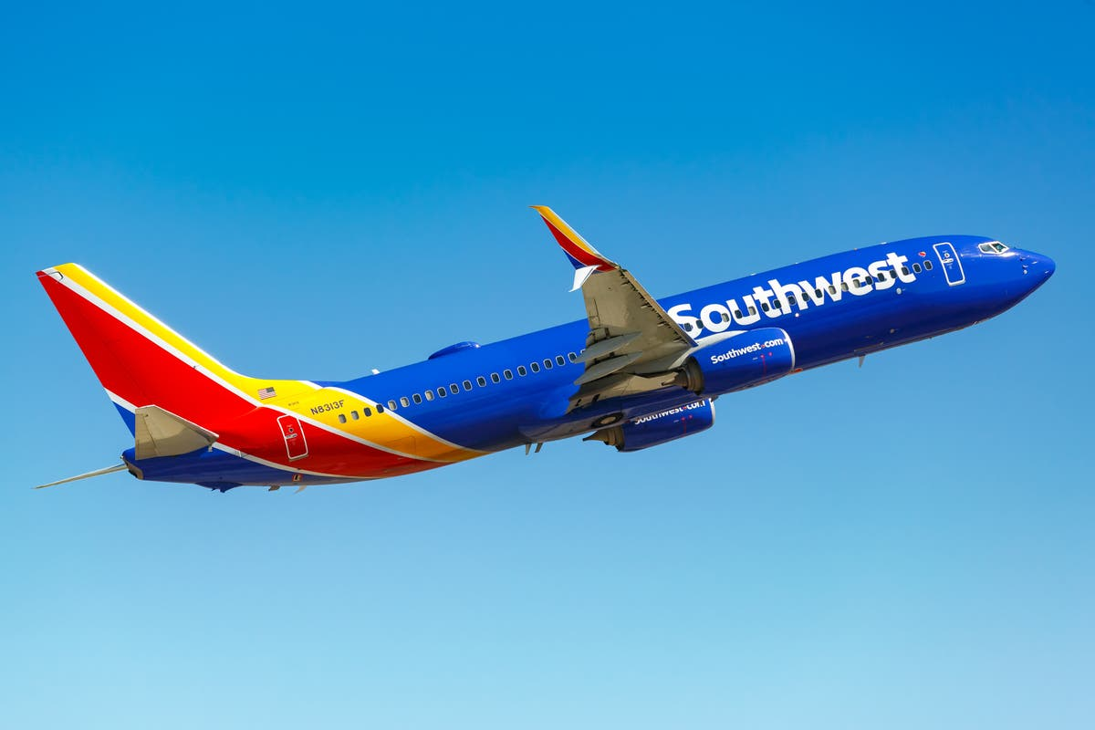 Woman charged in federal court accused of punching Southwest flight attendant