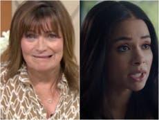 Lorraine Kelly says Harry and Meghan Lifetime film looks 'hideous'