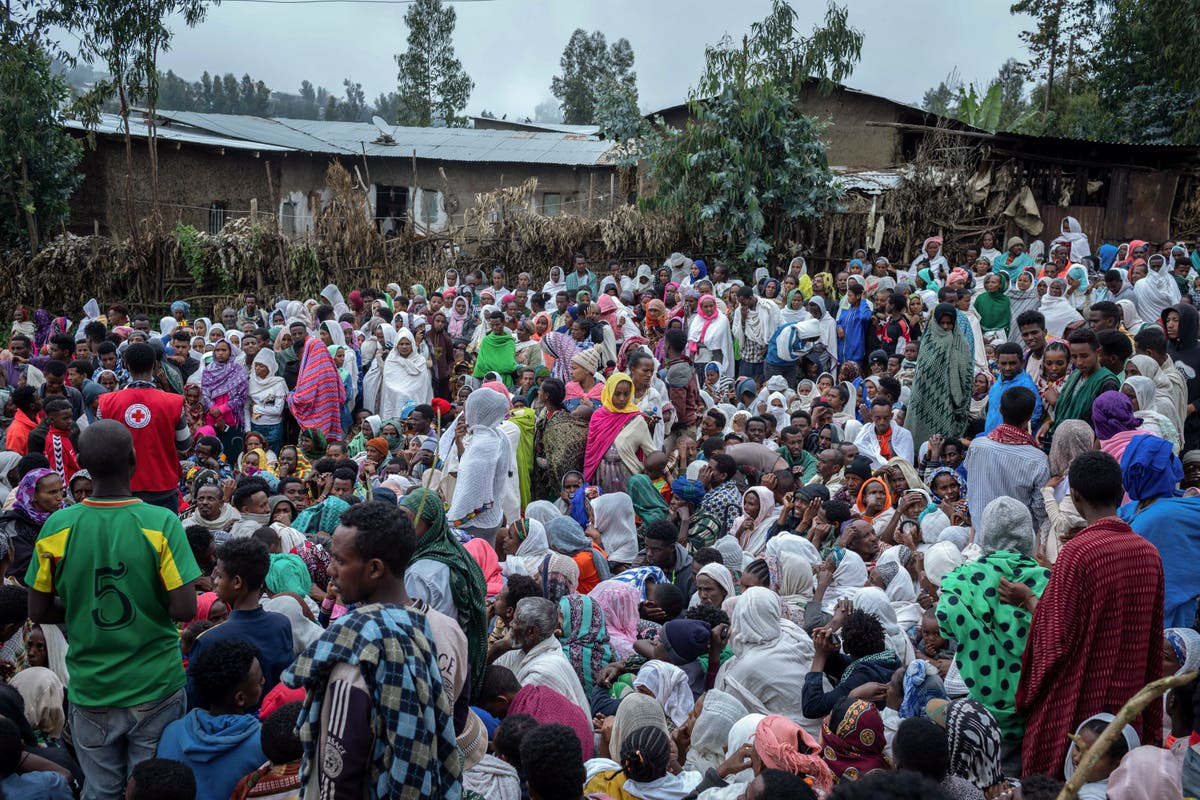 'We came here crying': Tigray forces also accused of abuses