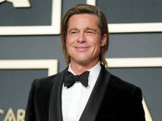 Brad Pitt says his style is 'led by comfort' as he gets 'older' and 'crankier'
