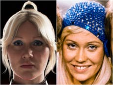 How do the real-life Abba compare to their digital counterparts?