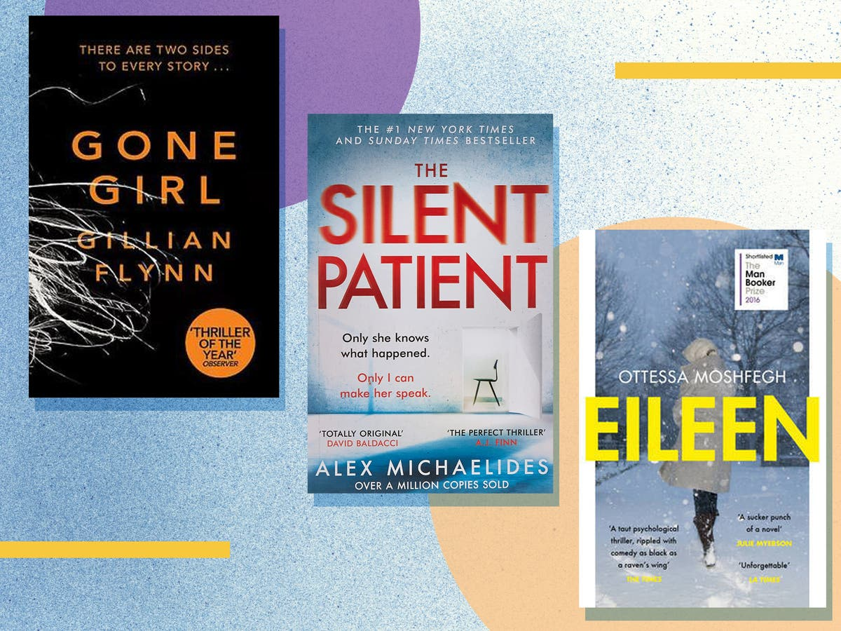 Bend your mind and dive into one of these psychological thriller books