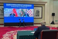 Impasse nas negociações climáticas entre EUA e China poucas semanas antes da cúpula global da Cop26