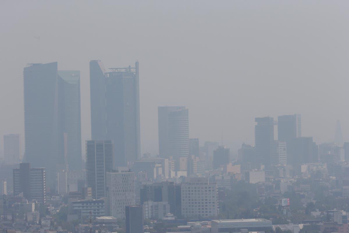 一种: Brief gains in air quality in 2020 over COVID lockdowns