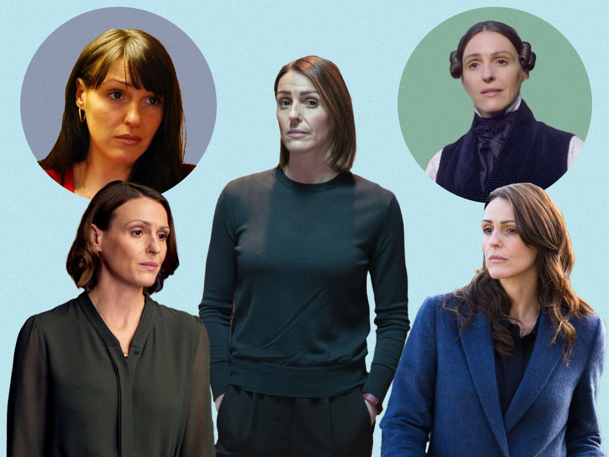 Suranne Jones: How the punky soap star became one of Britain's greatest actors