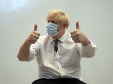 Boris Johnson urged to 'get on' with Covid booster jabs without scientific advice