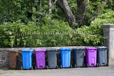 Bin collection becomes latest casualty of HGV driver shortage