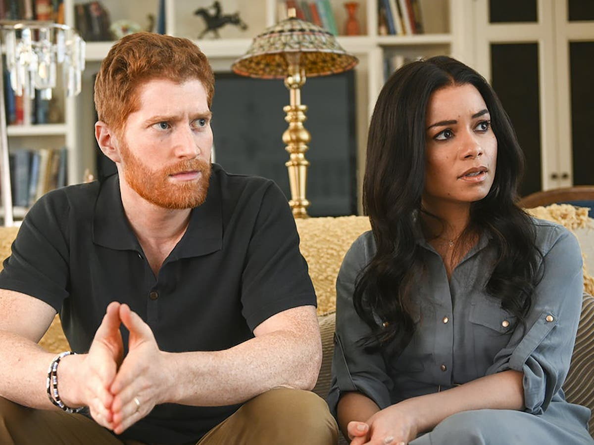 Harry and Meghan: Escaping the Palace is destined to be a camp classic – review