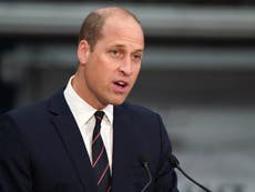Prince William 'helps Afghan officer's family get out of Kabul'