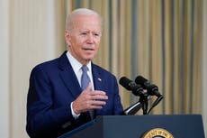 Biden says organised labour built the USA in White House speech