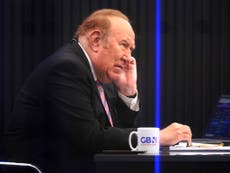 Andrew Neil 'to delay return to GB News' after two-month break