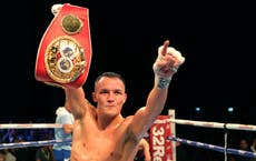 Josh Warrington still has his sights set on United States world title fight