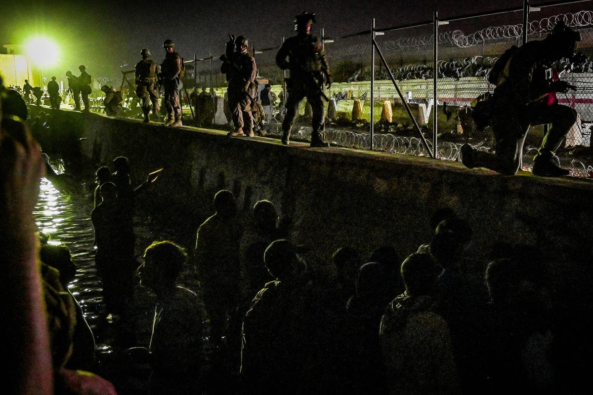 British army officer recalls 'carnage'  through Afghanistan evacuations