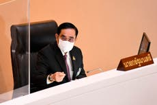 Thai prime minister expected to win no-confidence vote