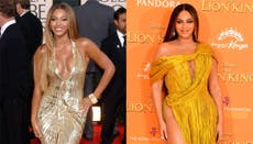 As Beyonce turns 40, these are 13 of her most legendary fashion moments