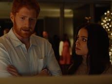 Harry and Meghan Lifetime film slammed for showing Duchess die in car crash
