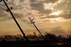 Louisiana power grid suffered biggest blow ever from Hurricane Ida