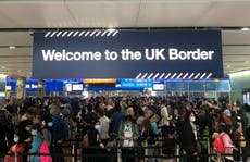 Home Office admits Heathrow queues 'unacceptable' as airport criticises Border Force over immigration checks