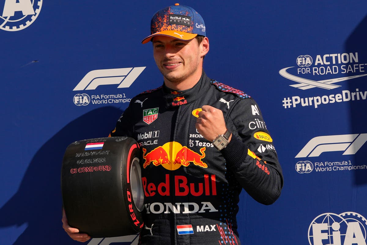 Verstappen now 'fastest driver in the business', Jackie Stewart claims