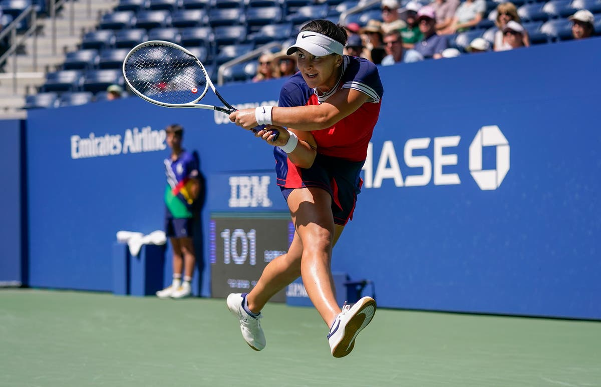 Bianca Andreescu dominates Greet Minnen to reach US Open fourth round