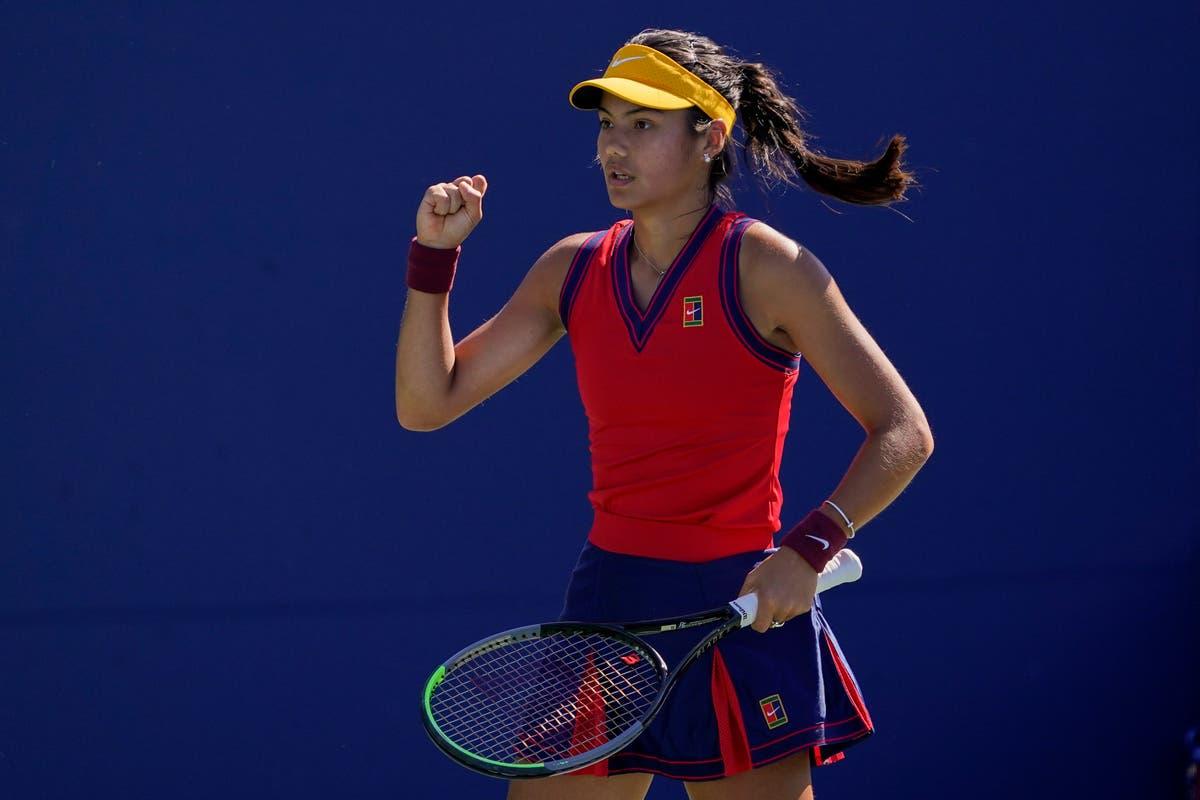 Emma Raducanu hits new heights with a crushing victory over Sara Sorribes Tormo