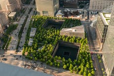 Biden to visit all three 9/11 memorial sites to mark attack's 20th anniversary