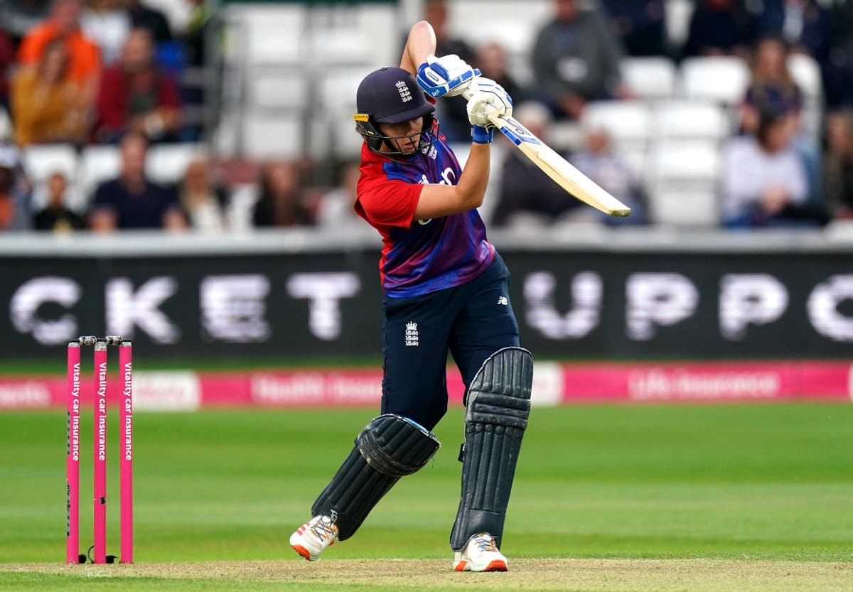 Nat Sciver admits England missed experienced players after defeat to New Zealand