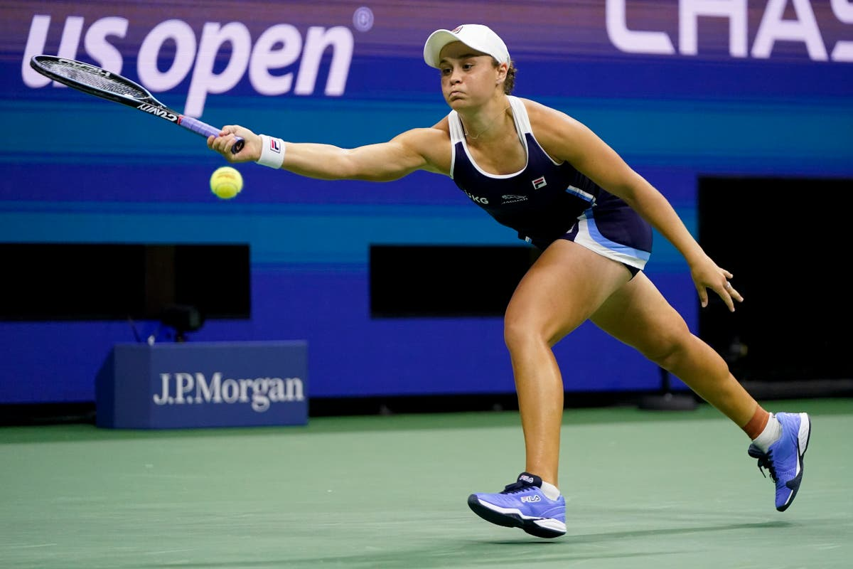Ash Barty reflects on 'roller coaster' six months after shock US Open exit