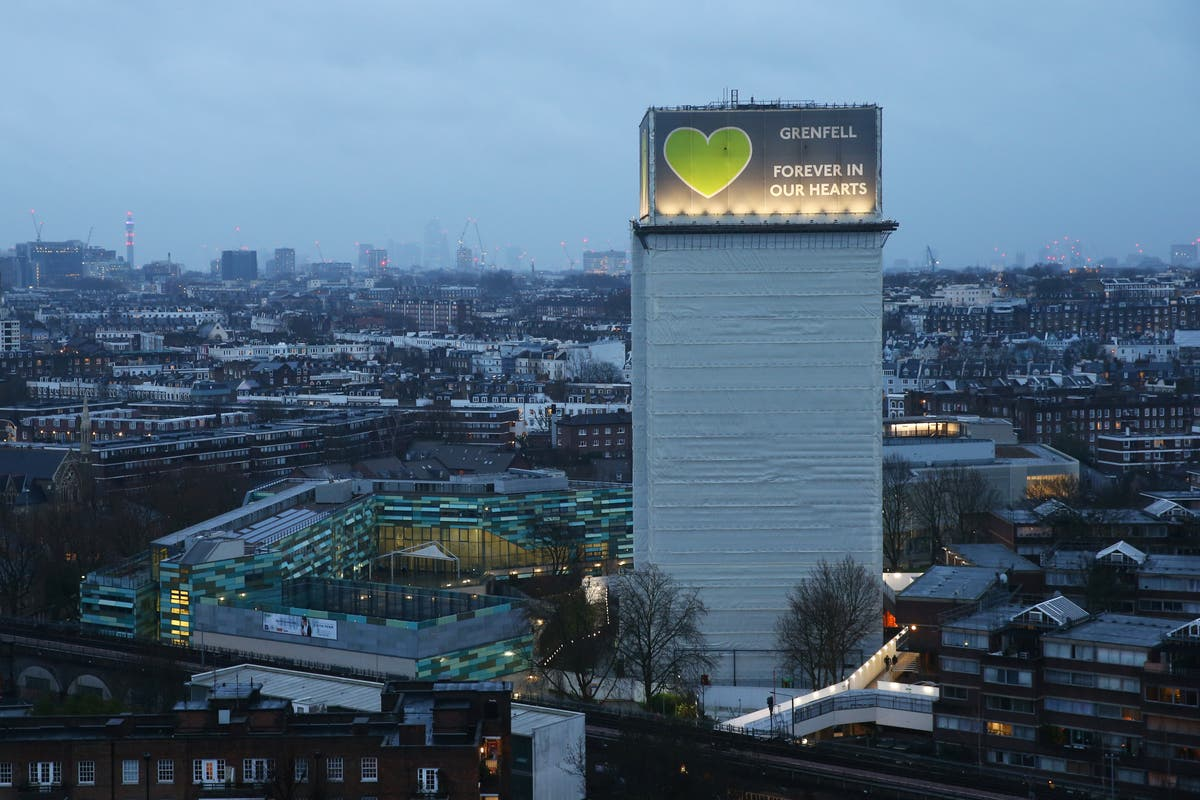 Grenfell Tower to be torn down over safety fears