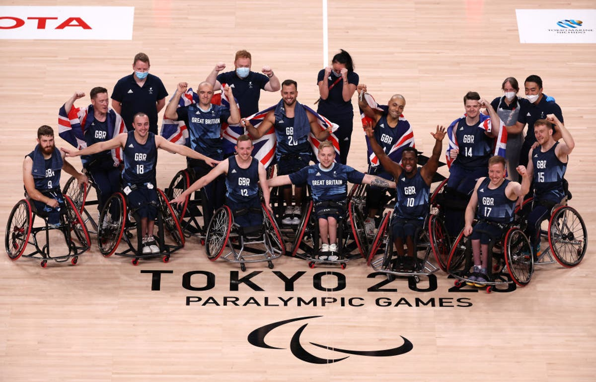 Final miracle medal for Great Britain as wheelchair basketball repeats Rio bronze