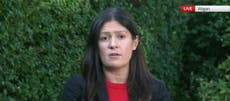 Labour open to tax on wealth to help pay for social care, says Lisa Nandy