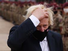 Minister attacks Boris Johnson's National Insurance hike plans - 关注直播