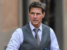 Rare copy of Top Gun: Maverick script 'stolen' from Tom Cruise's bodyguard's car
