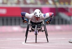 In pictures – best battles, triumphs and celebrations of Tokyo Paralympics
