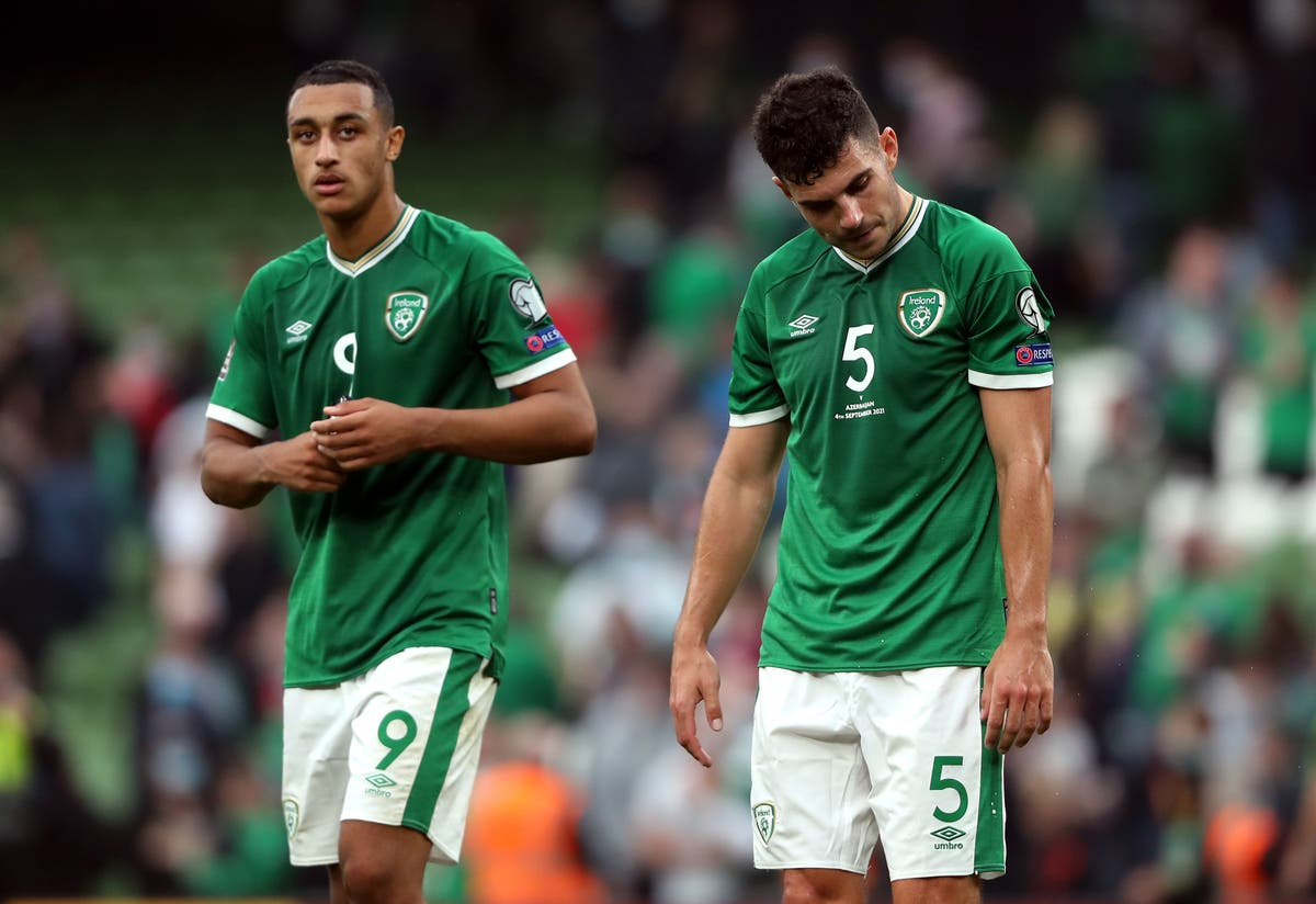A closer look at the Republic of Ireland's winless run in competitive games