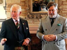 Prince Charles has 'no knowledge' of former aide's honour claims