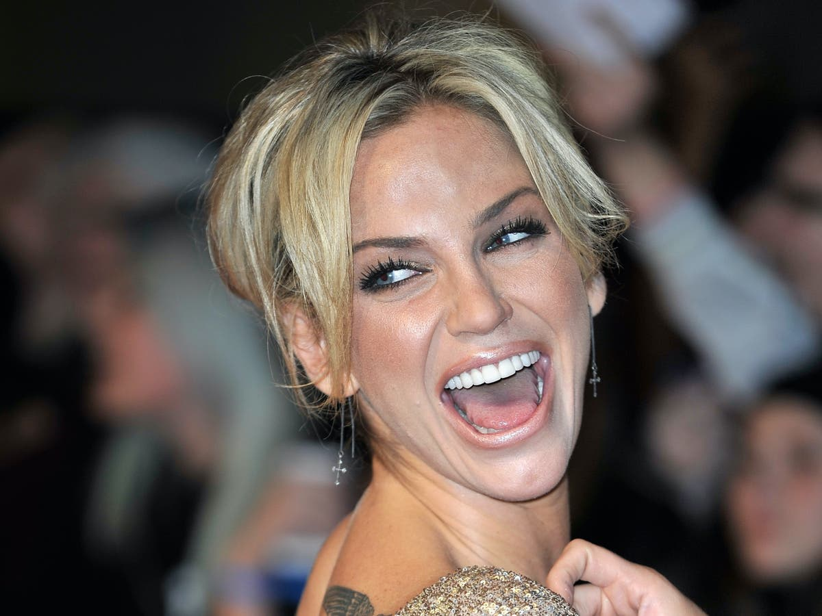 Sarah Harding: The outgoing Girls Aloud star who refused to turn the volume down