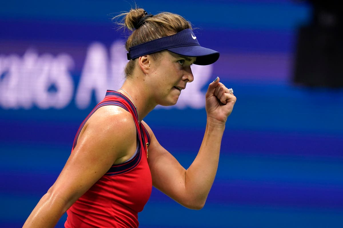 Elina Svitolina derruba Simona Halep do US Open