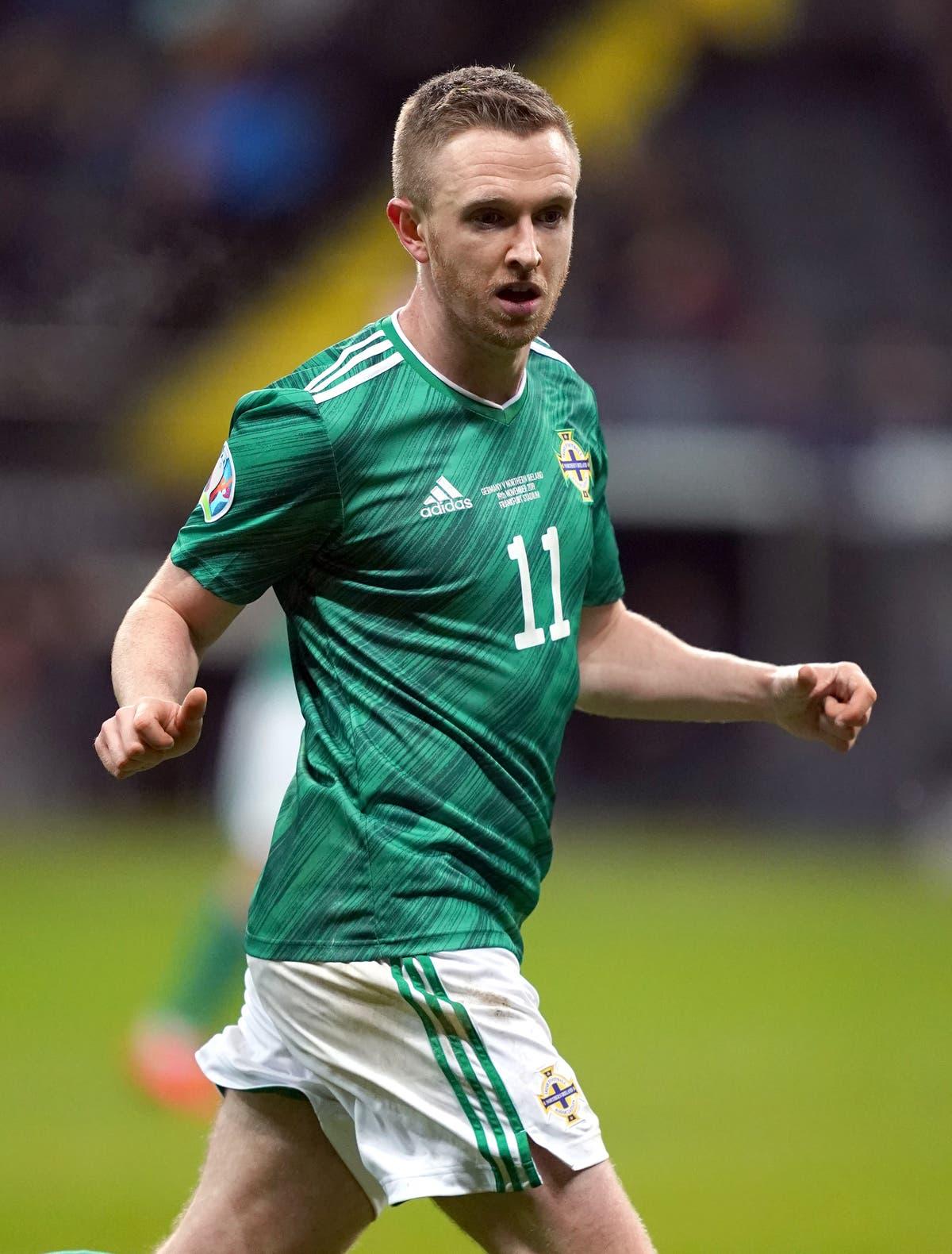 Shane Ferguson wonder strike fires Northern Ireland to victory in Estonia