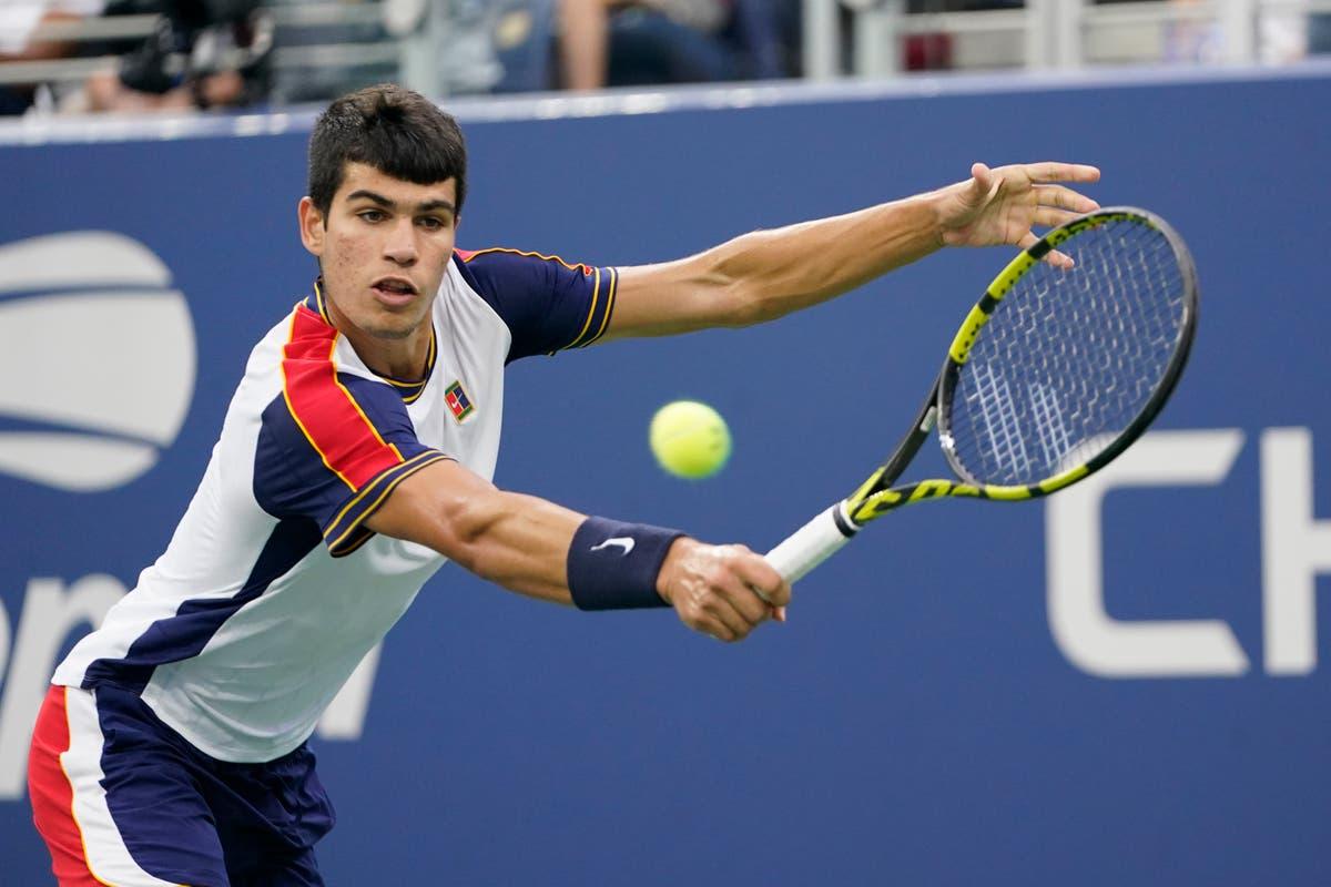 Carlos Alcaraz remains grounded despite booking quarter-final spot at US Open