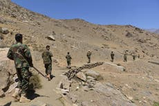 Taliban spokesperson says group in complete control of Panjshir province in Afghanistan: rapportere