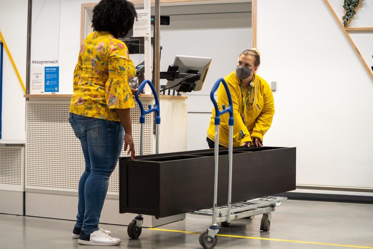Ikea facing mattress shortages amid post-lockdown demand spike